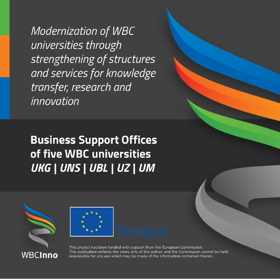 Business Support Offices of five WBC universities