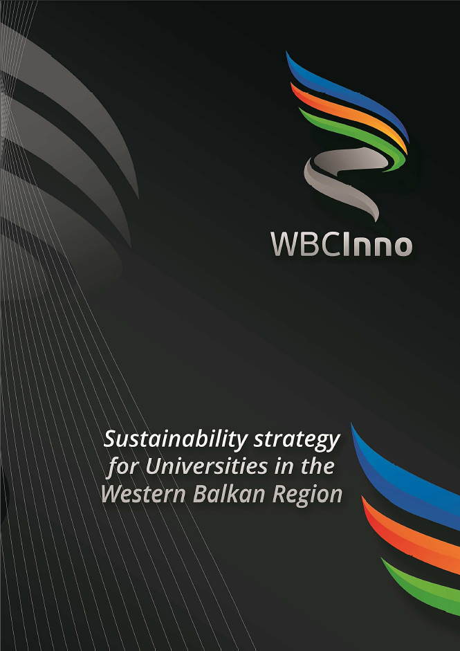 Sustainability strategy for Universities in the Western Balkan Region