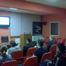 BSO from University of Kragujevac organized first training on EU funding in cooperation with Business Innovation Centre Kragujevac