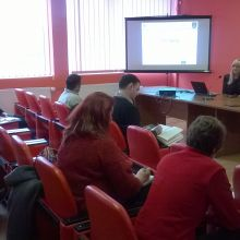 BSOKG held the second training on EU funding in cooperation with Business Innovation Centre Kragujevac