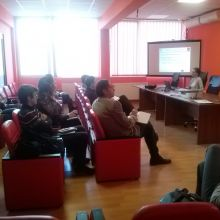 "The training ""Management of EU project in SMEs"" organized by BSOKG"