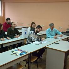 "The training ""Technical management, Financial management"" was organized by the University of Novi Sad"
